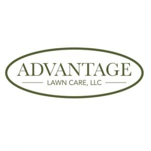 Advantage Lawn Care Logo