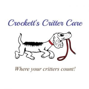 Crocketts Critter Care Logo