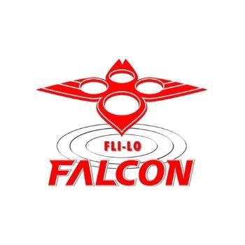 Fli-Lo Falcon logo design
