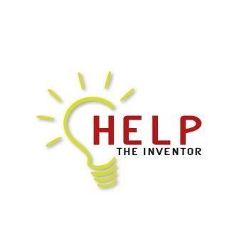 Help The Inventor logo design