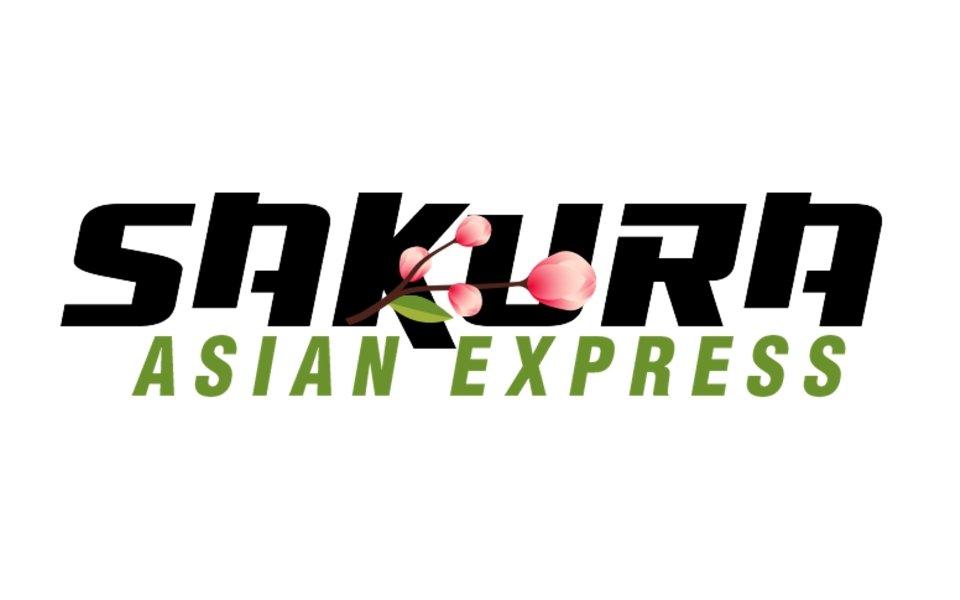 Sakura Logo Design
