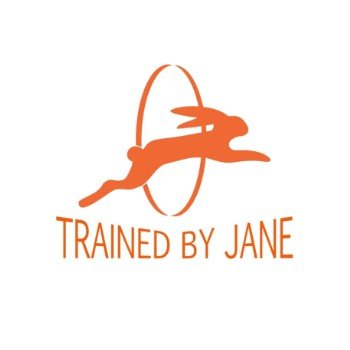 Trained By Jane Logo