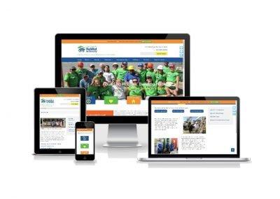 Website Design Craven County Habitat