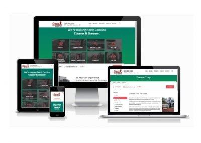 Website Design CravenAg Services