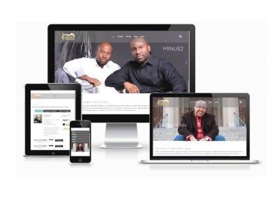 Website Design In Season Music Group