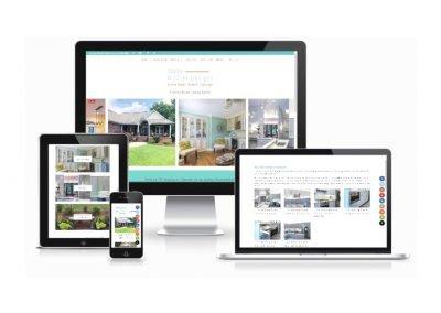 Website Design Jayne McGinne Design