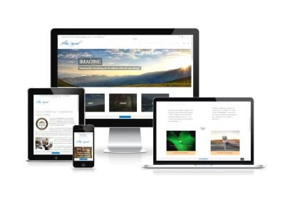 Website Design Jilliana Raymond