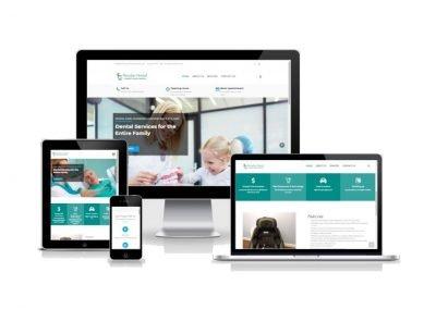 Website Design Paradise Dental