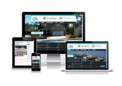 Website Design Rivertowne Rentals