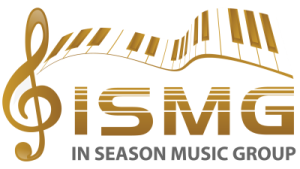In Season Music Group Logo Designed by